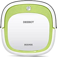 Ecovacs Deebot DA60 Slim Robotic Vacuum Cleaner - Refurbished