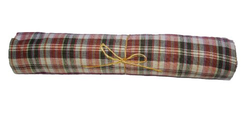 Handmade Thai Cotton Multi Purpose Cloth And Wrap Design Gift E5