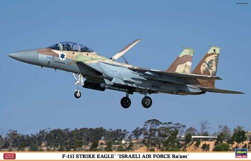 ハセガワ 1/48 F-15I ストライクイーグル イスラエル空軍 ラーム 07353