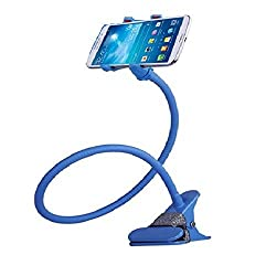 Virtuous Heart * Universal Long Arms Mobile Phone Holder Lazy Bracket Mobile Stand,flexible Car Phone Holder ,Support All Mobiles, 360 Degree Rotation Multi-angle Portable Hands Free Mobile Phone Mount Holder Lazy Bracket ,Go