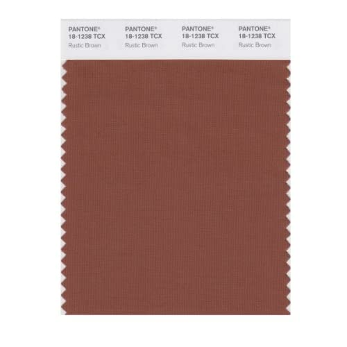 Color Swatch Card, Rustic Brown - Wall Decor Stickers - Amazon.com
