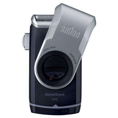 Braun Mobile Shaver - M90 1 Count