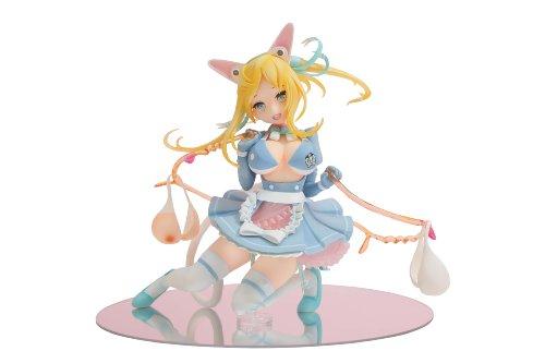 ファニーナイツ Masterpiece Of okama 縄跳びメイドさん ろっぷ (1/8スケール PVC塗装済完成品)