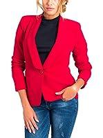Ornella Dutti Americana Mujer Sweet (Rojo)
