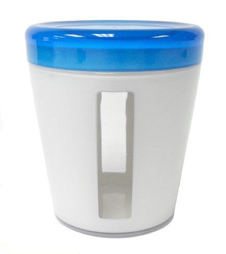 Omada M3252Tc Turquoise Oblo' Jar, 25-Ounce