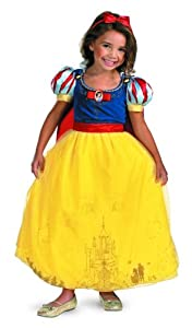 Storybook Snow White Prestige Costume - Small (4-6x)