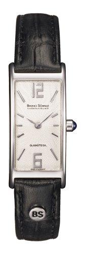 Bruno Söhnle Women's Quartz Watch with NUVOLA Analogue Quartz Leather 17-13088-221