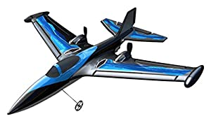 Silverlit X-Twin Pro Air Acrobat 3-Channel Radio Control Aeroplane (Colour and Frequency Varies) by Silverlit