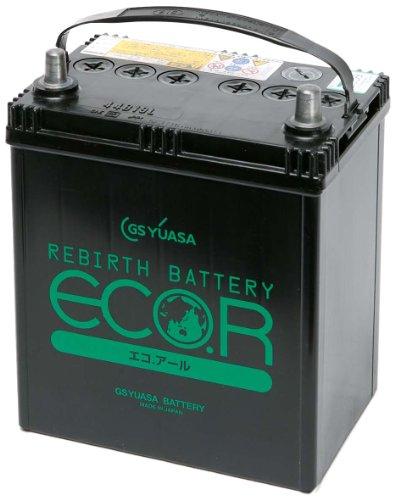 GS YUASA [ ジーエスユアサ ] 国産車バッテリー [ ECO.R ] ECT 44B19R