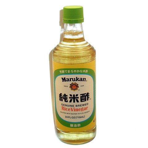 Marukan Rice Vinegar 24 Oz.