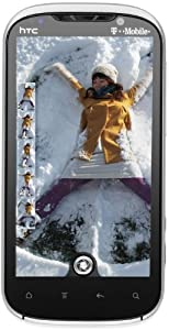 HTC Amaze 4G Android Phone, White (T-Mobile)