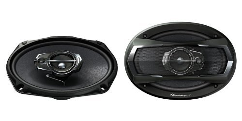 """Pioneer Ts-A6965R 6"""" X 9"""" 3-Way Ts Series Coaxial Car Speakers"""