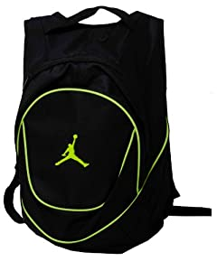 Nike Air Jordan Jumpman Black Book-Bag BackPack by Nike