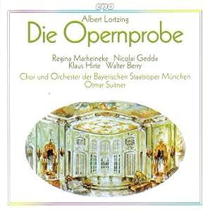 Die Opernprobe