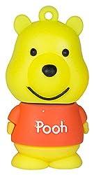 Zeztee 8 GB Pen Drive ZT12002 Pooh Cartoon Character 2.0 USB