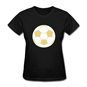 Fussball T Shirt For Women,Sports T Shirt