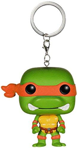 Funko POP Keychain: TMNT - Michelangelo - 1