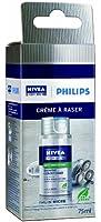 Philips - hs800/04 - Recharge de crème de rasage hydratante avec natural micro tec Nivéa