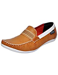 FAUSTO Men's Casual Loafers