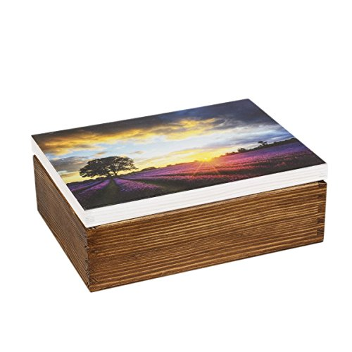 wooden-box-with-a-lid-brown-white-lavender-field-and-sunset