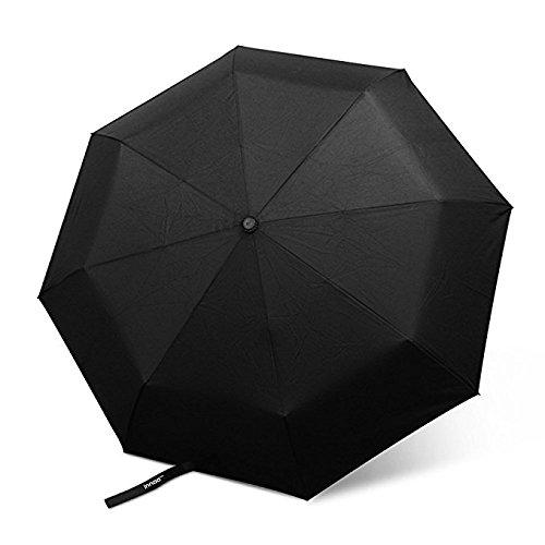 Innoo Tech 6000 Times Tested 55 Mph Windproof Umbrella, Auto Open and Close (Electric Umbrella compare prices)
