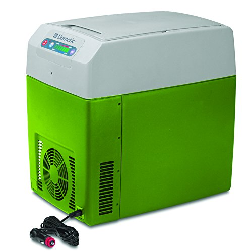 Dometic TC-21US Portable Thermo Electric Cooler/Warmer 21 Quart, Gray/Green (Electric Portable Freezer compare prices)