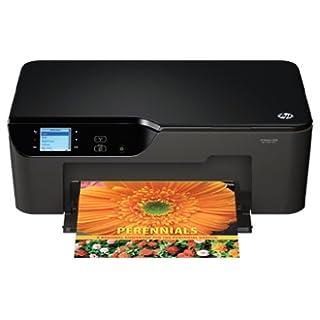 HP Deskjet 3520 e-All-in-One - Impresora multifunción de tinta color (A4, monocromático 8 páginas por minuto, color 7.5 páginas por minuto, USB 2.0, Wifi)