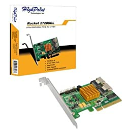 PCIE-2.0 Host Adapter