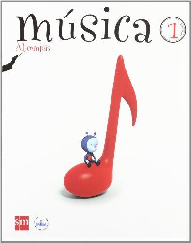 Música, Al Compás. 1 Primaria. Conecta con Pupi