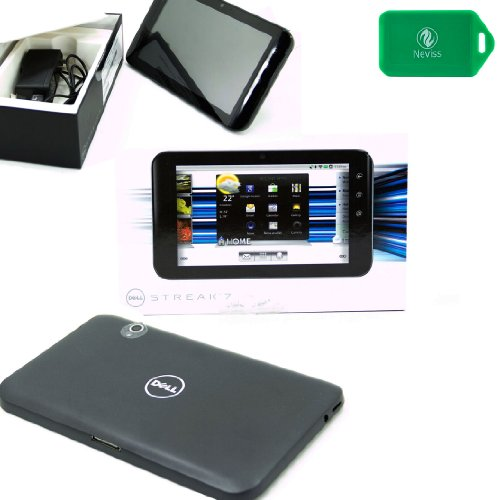 DELL STREAK 7 BLUE TOOTH & WiFi ANDROID 2.2 TABLET - LIKE NEW-REFURBISHED-