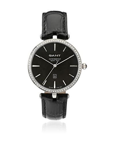 Gant Reloj con movimiento Miyota Union W70281 Negro 37 mm