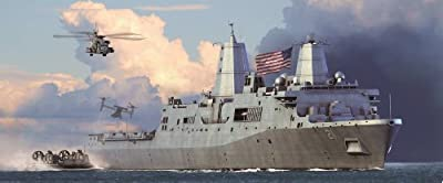 Hobby Boss USS New York LPD-21 Assembly Kit