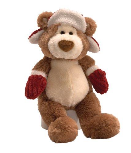 Gund Winter Alfie Bear