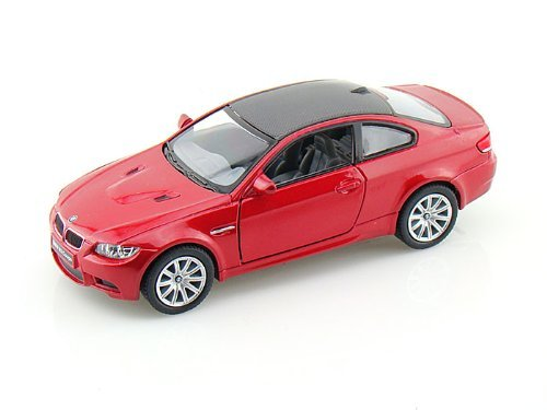 "5"" BMW M3 Coupe 1:36 Scale (Red)"