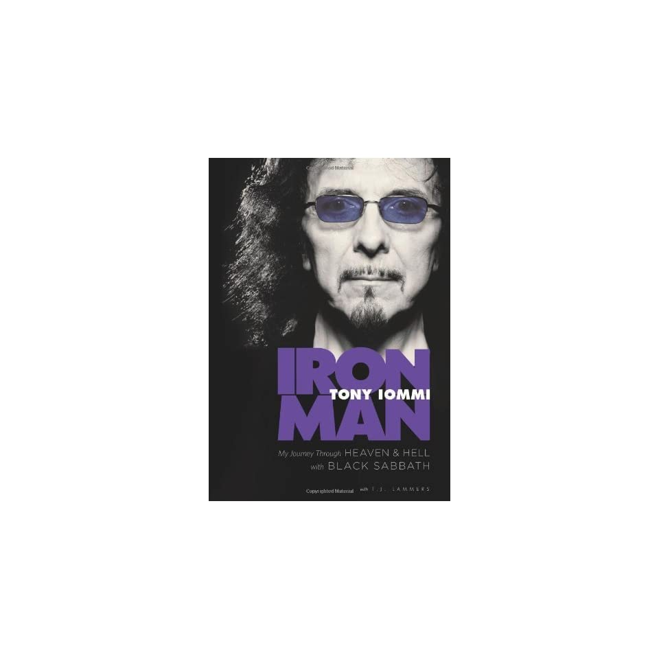 Heaven and Hell with Black Sabbath [Hardcover] Tony Iommi Books