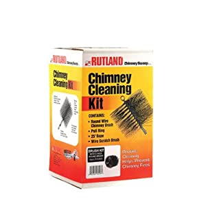 Rutland Chimney Cleaning Kit (16460), Emergency