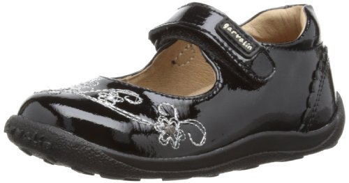 Garvalin Girls Mary Jane Flats 131417 Black 8 UK Child, 25 EU
