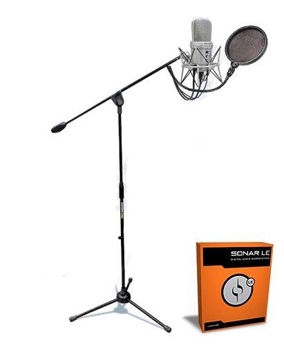 1 Samson G-Track Usb Microphone Bundle