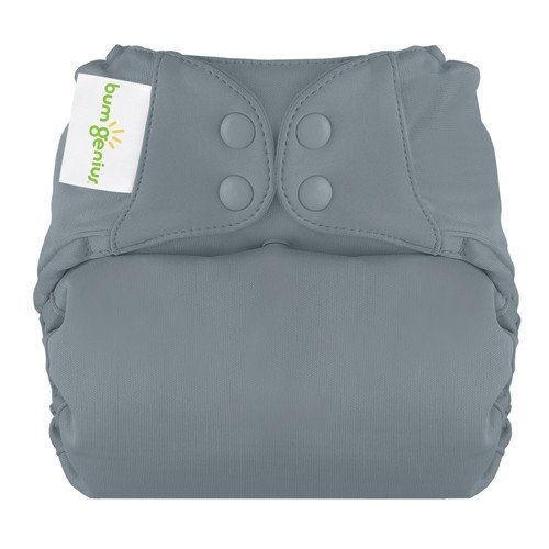 BumGenius Elemental All-in-One Cloth Diaper - Armadillo