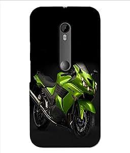 instyler BACK COVER CASE FOR MOTOROLA MOTO G(3rd GENERATION)