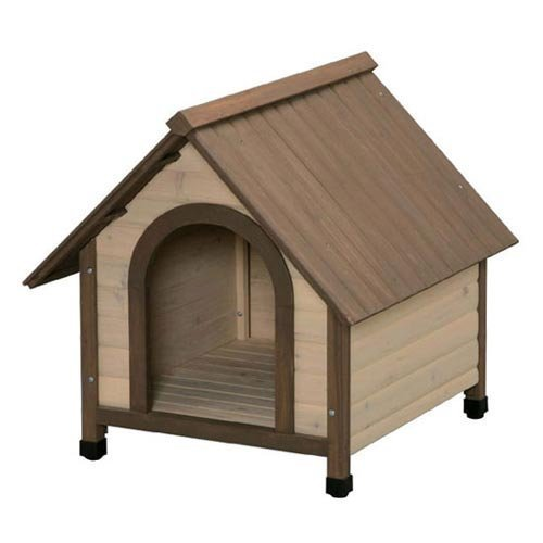 アイリスオーヤマ ウッディ犬舎 WDK-750 ブラウン