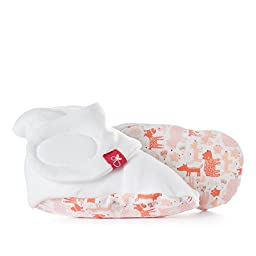 goumiboots Baby Girls Forest friends (Poppy) - M/L (3-6 Months)