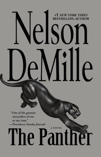 Today only, #1 NY TIMES Nelson DeMille's bestselling geopolitical thriller is 78% off!  The Panther (John Corey Book 6)