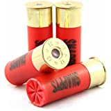 """Snappy's Snap Caps 12 Gauge High Brass 4 Pack Training Dummy Rounds 2-3/4"""""""