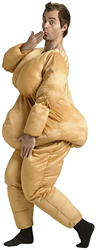 Fat Suit Adult Costume Color:Light