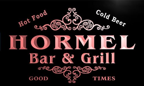 u20839-r-hormel-family-name-bar-grill-home-beer-food-neon-sign