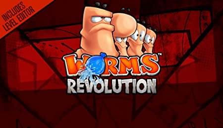 Worms Revolution 4-pack [Download]