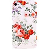 Yafex Lovely Patterns Polycarbonate Snap On Protective Hard Back Case Cover For Apple iPhone 4/4S iPhone 4 iPhone 4s (6)
