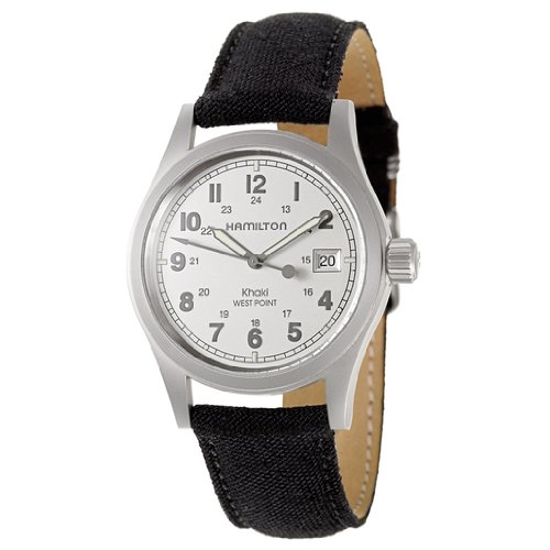 Hamilton Men's H68411413 Khaki West Point Watch
