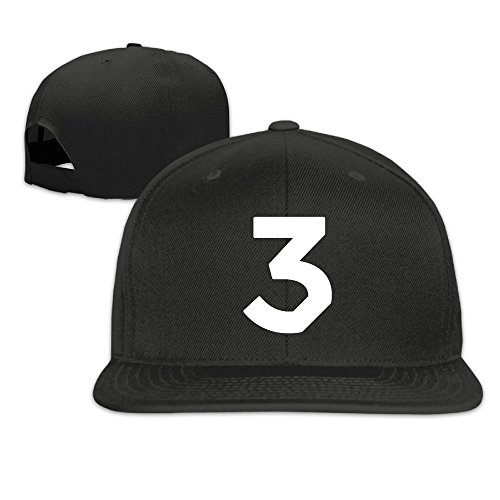 Chance The Rapper 3 Cool Music Unisex Flat Billed Trucker Cap